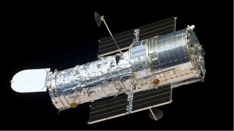 Hubble's From the Great Expectations - Pics about space